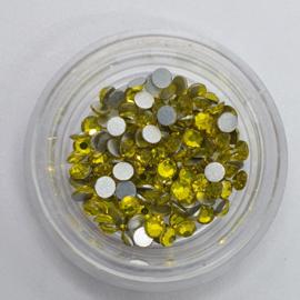 Kristallen CITRINE
