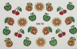 Metal Decal SM 50