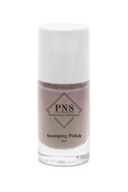 PNS Stamping Polish No.61 Pearl Coffee