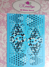 3D Waterdecal - 3D 87