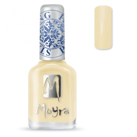 Moyra Stamping Nail Polish 12ml SP17 VANILLA