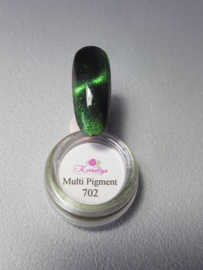 Multi Pigment voor Cat eye  702