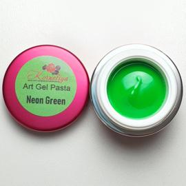Korneliya Art Gel Pasta Neon Groen 5 ml