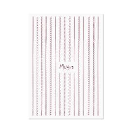 Moyra Nailart Strip Chain 03 Rose Gold
