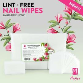 Moyra Lint Free Nail Wipes 540 stuks