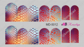 Metall Water Decal MD 5012