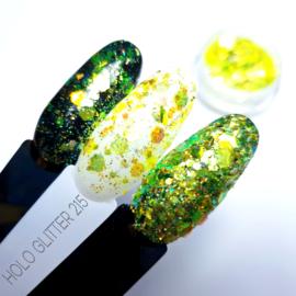 HOLO Glitter Mix 215