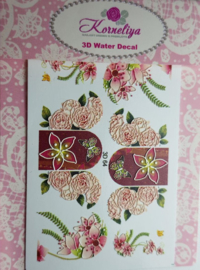 3D Waterdecal - 3D 64