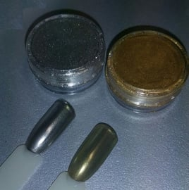 Pure Chrome Pigment