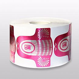Moyra Sjablonen 1002 Roze 500 stuks