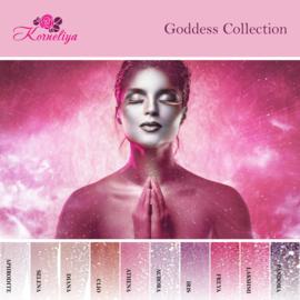 Set van 10 Korneliya Liquid Gel Goddess Collection