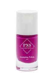 PNS Stamping Polish No.23 Plum