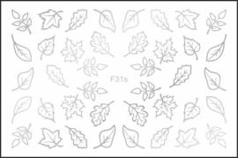 Korneliya Folie Decal PF 31 Silver