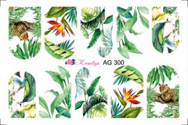 Korneliya Airbrush Waterdecal   AG 300
