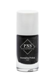 PNS Stamping Polish No.32 Holografisch Zwart