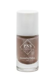 PNS Stamping Polish No.14 Brons glitter