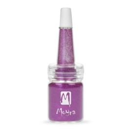 Moyra Glitter in Fles Nr. 14 Magenta
