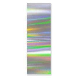 Moyra  Easy Folie Nr 4 Holographic Silver