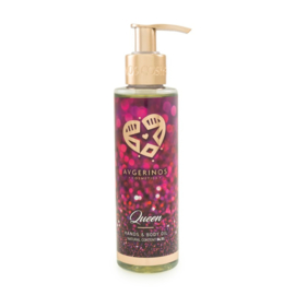 Avgerinos Body and Hand Oil QUEEN 150 ml