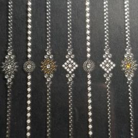 3D Juwel Stickons Nr 13 Fingerchain 2