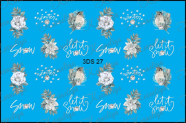 Korneliya RhineStone decal 3DS 27