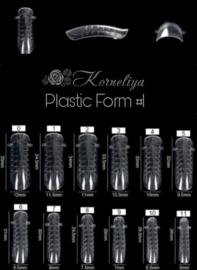 Korneliya Dual form - Polygel / Acrylgel Form nr 1