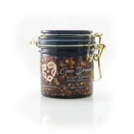 Avgerinos Body Scrub COCO DREAM 250 Gram