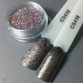 Korneliya Crystal Sugar 418 Multi Color