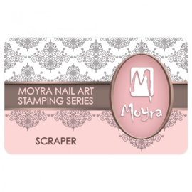 Moyra Scraper Nr 1 Light Pink