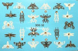 Korneliya RhineStone decal 3DS 32