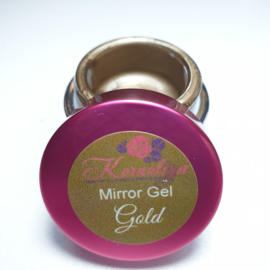 Mirror Gel Gold 5ml