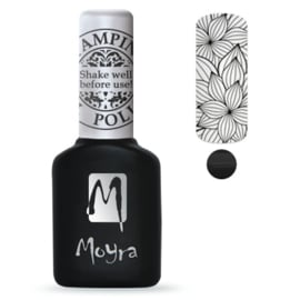 Moyra Stamping Gel Polish 10ml SGP01 BLACK
