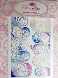 3D Waterdecal - 3D 85