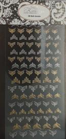 3D XL Jewels - Lunula Barock