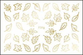 Korneliya Folie Decal PF 31 Gold