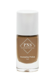 PNS Stamping Polish No.65 Caramel
