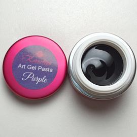 Korneliya Art Gel Pasta Classic Purple  5 ml