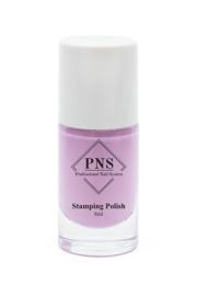 PNS Stamping Polish No.58 Berry