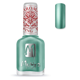 Moyra Stamping Nail Polish 12ml SP27 CHROME GREEN