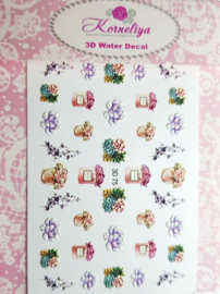 3D Waterdecal - 3D 75