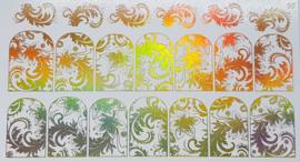 Korneliya Folie Decal 95 Holografisch Goud