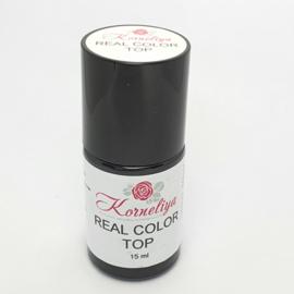 Korneliya Real Color Top Gloss 15 ml