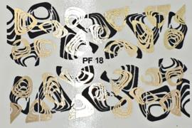 Folie Decal PF 18