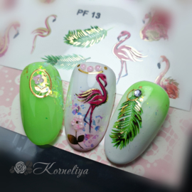 Korneliya Folie Decal PF 13