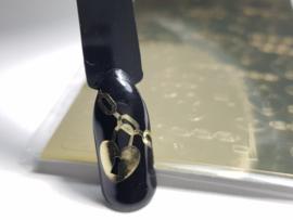 StickOn nr 202 Goud Slot en Sleutels