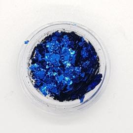 Korneliya Folie Flakes Blue Oase