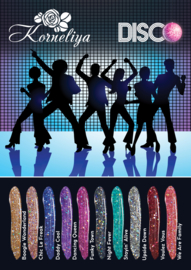 Poster DISCO COLLECTION B2 formaat (500x707mm)