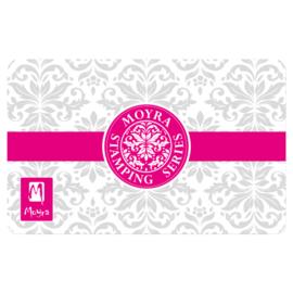 Moyra Scraper Nr 09 Grey Design