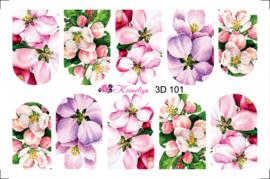 Korneliya 3D Waterdecal - 3D 101