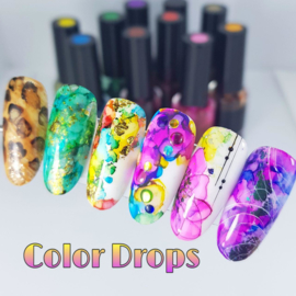 Liquid Glass Gel & ColorDrops